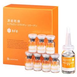 Интенсивный лифтинговый уход за 7 дней сублимационной HFD плюс экстракт гиалурон-эластин-коллаген