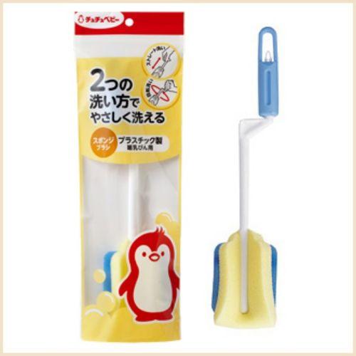 """""""Chu-Chu BABY"""" Щётка-спонж для мытья детских бутылочек"""