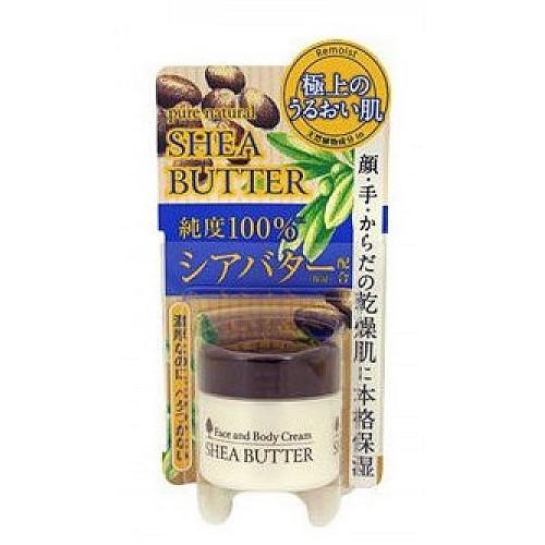 Крем для очень сухой кожи лица с маслом дерева Ши 30 гр