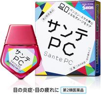 Глазные капли Sante PC