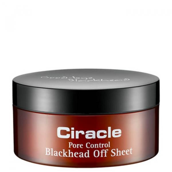 Ciracle Blackhead Off Sheet Салфетки для глубокого очищения пор на носу от загрязнений