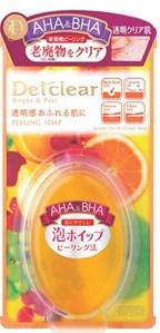 MEISHOKU AHA&BHA Peeling Soap Очищающее пилинг-мыло с AHA и BHA 100 г