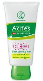 Лекарственная пенка Medicated Acne Creamy Wash Foam 130 гр от акне