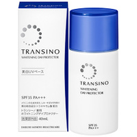 Transino Whitening Day Protector SPF35 PA+++ Отбеливающее солнцезащитное молочко 40 мл