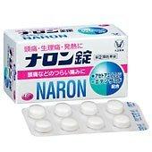 Обезболивающие таблетки Taisho Naron № 24