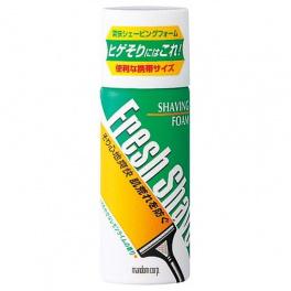 MANDOM Пена для бритья с ментолом с охлаждающим эффектом 40 г