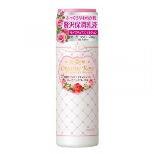 Увлажняющая эмульсия с экстрактом дамасской розы Meishoku ORGANIC ROSE MOISTURE EMULSIO 145 мл