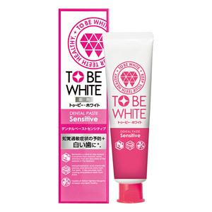 TO BE WHITE Dental Paste Отбеливающая лечебная паста для чувствительных зубов 100 мл