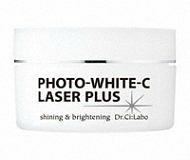 Dr.Ci: Labo  Photo-White-C Laser Plus Крем, выравнивающий тон кожи 55г