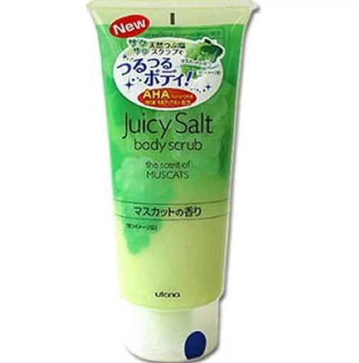 Скраб для тела UTENA Juicy Salt на основе соли с ароматом винограда 300 гр 1/24