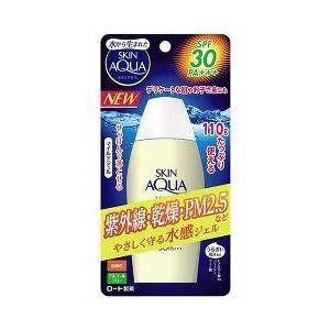 Skin Aqua UV Moisture Gel SPF 30 PA+++ Легкий солнцезащитный гель 110г