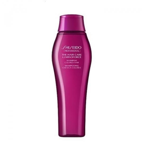 Shiseido Professional Luminoforce Шампунь для окрашенных волос 250 мл