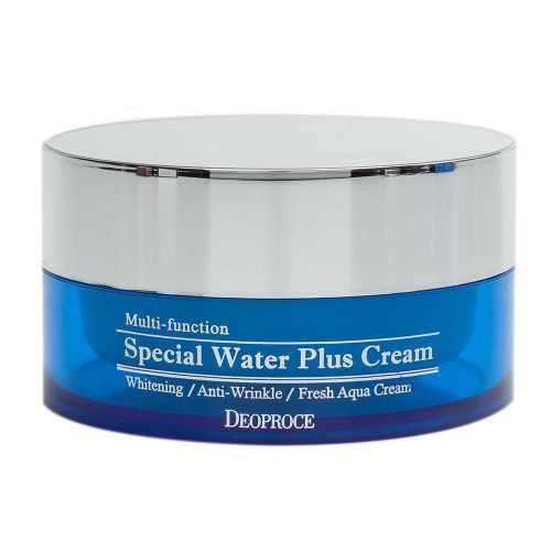 Увлажняющий крем на водной основе Deoproce special water plus cream 100 гр