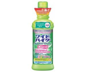 KAO Attack Haiter EX Power Жидкий кислородный пятновыводитель