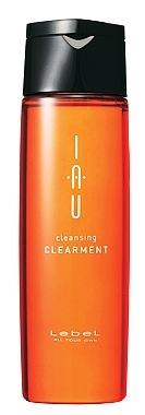 IAU Освежающий аромашампунь Clearment для нормальной кожи головы 200 мл