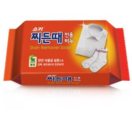 Мыло хозяйственное от пятен MUKUNGHWA Sokki Stain Remover Soap 150 гр