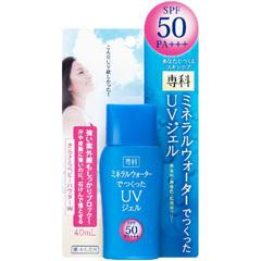 SHISEIDO UV Gel Солнцезащитный гель на минеральной воде SPF50 PA+++ 40 мл