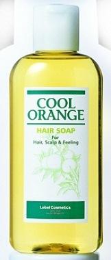 Cool Orange Hair Soap (Шампунь «Холодный апельсин») 200 мл