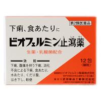 Японский препарат от диареи, отравлениях, спазмах и болях в желудочно-кишечном тракте с молочнокислыми бактериями