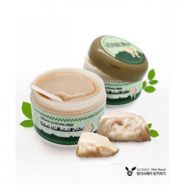 Elizavecca Маска для лица желейная с коллагеном ЛИФТИНГ Green Piggy Collagen Jella Pack 100 гр