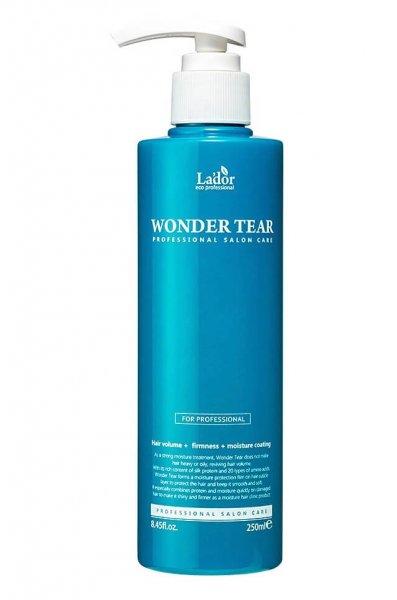 Бальзам-маска для увлажнения, укрепления и придания объема волосам LADOR Wonder Tear 250 мл