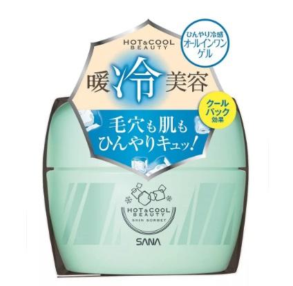 Крем для лица с охлаждающим эффектом HOT&COOL 100 гр 425608
