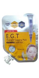 BEAUTY CLINIC Маска ночная для лица с пептидами с E.G.F., 15 мл