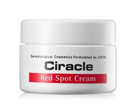 Крем для проблемной кожи Ciracle Anti-acne Red Spot Cream 30 мл
