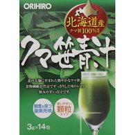 ORIHIRO Зеленый сок из листьев бамбука № 14