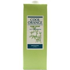 Cool Orange Hair Soap (Шампунь «Холодный апельсин)1600мл