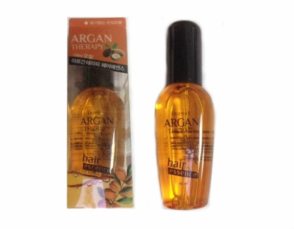 DEOPROCE Argan Therapy Hair Essence Эссенция для волос с аргановым маслом 80 мл