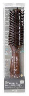 EXCEL MIX Brushing Brush / Щетка с натуральной щетиной и нейлоном