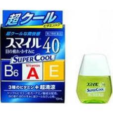 NEW Lion 40 Cool - витаминные капли с ментолом