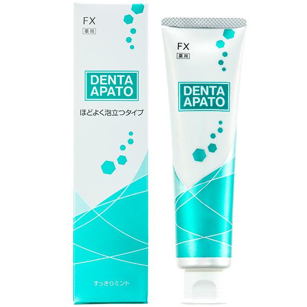Апагард Dentaapato FX для чувствительных зубов 120 гр