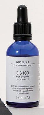 Сыворотка с эпидермальным фактором роста EGF 100 Biopure for professional 15 мл
