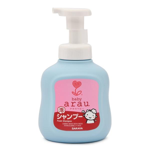 Arau Baby Шампунь для волос детский пенящийся 450 мл