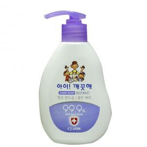 Жидкое мыло для рук LION Ai - Kekute Сочная ягода с антибактериальным эффектом флакон 250 мл