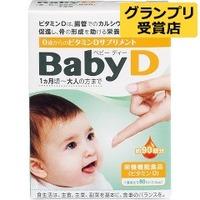 Детский витамин D масляный раствор