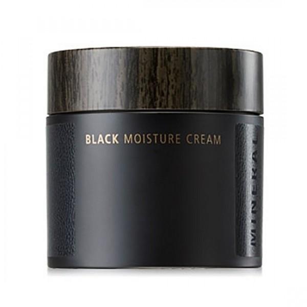 СМ Homme Black Крем для лица увлажняющий Mineral Homme Black Moisture Cream 80мл