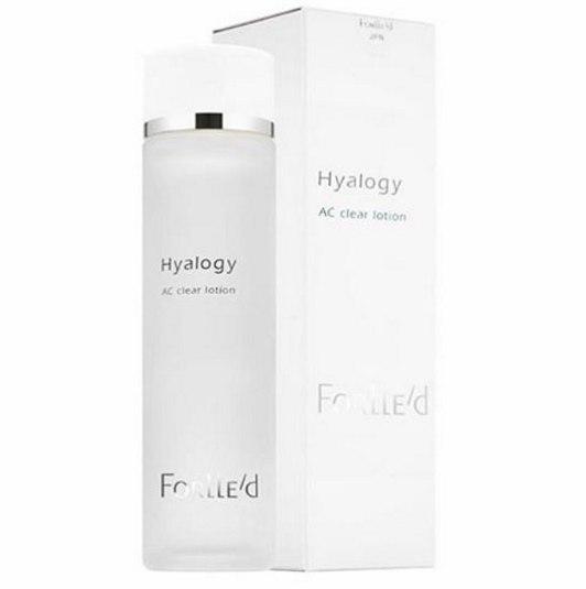 Увлажняющий лосьон для жирной и комбинированной кожи, склонной к воспалениям Hyalogy AC clear lotion 120 мл