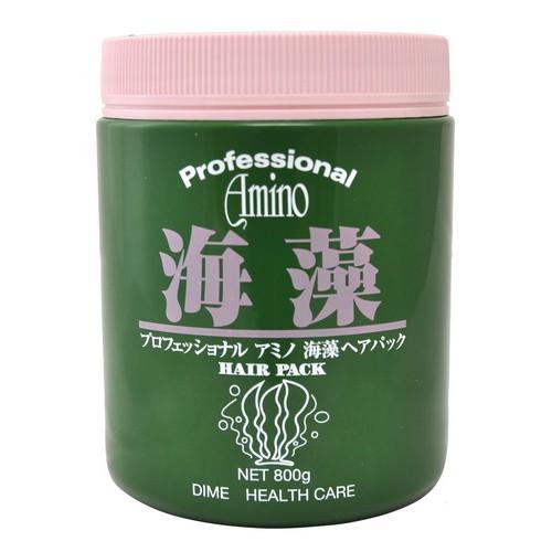 Маска для поврежденных волос с аминокислотами морских водорослей 800 гр