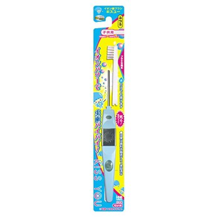 Ионная зубная щетка для детей KissYou с 2 до 8 лет
