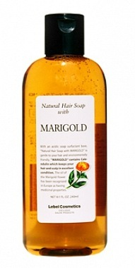 Hair Soap with Marigold (календула) 240 мл