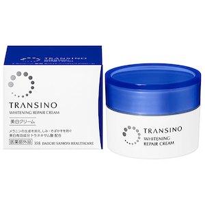 Transino Whitening Repair Cream Ночной крем восстанавливающий и отбеливающий на транексамовой кислоте от пигментации 35 гр