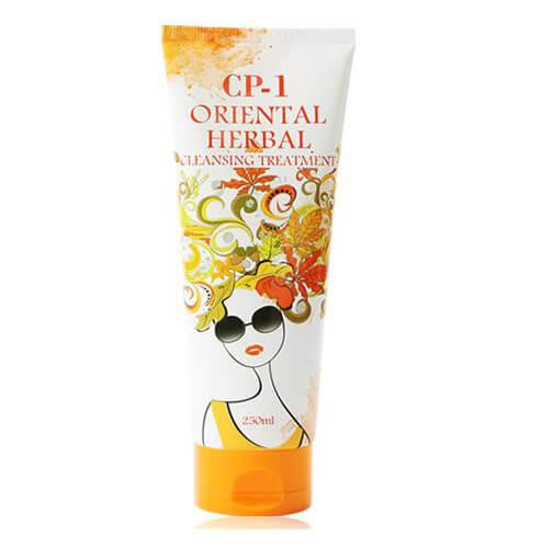 ESTHETIC HOUSE CP-1 Oriental Herbal Cleansing Treatment Парфюмированная маска для волос Восточные травы 250 мл