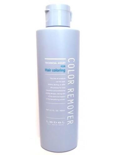 Lebel Cosmetics Color Remover Очиститель краски с волос (смывка) 180мл