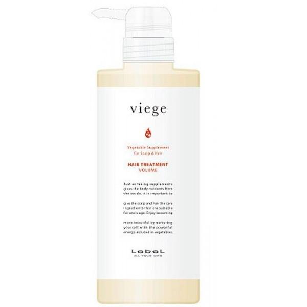 Маска для объема волос viege Treatment VOLUME 600 мл