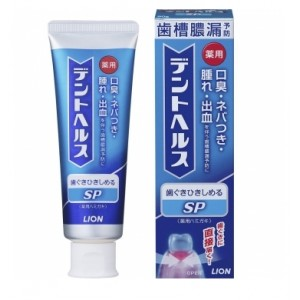 Зубная паста Lion Dental Health SP со вкусом трав и ментола