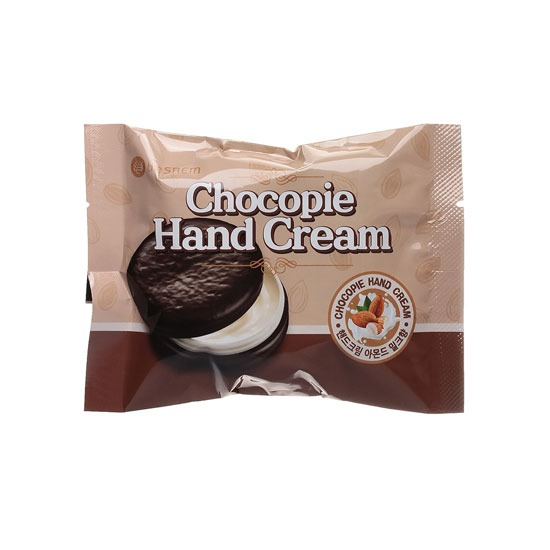 СМ Hand C Крем для рук Chocopie Hand Cream Almond Milk 35 мл