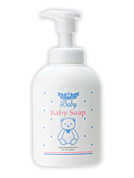 Baby Soap для детей от 1 месяца